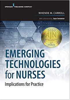 Emerging Technologies for Nurses Book